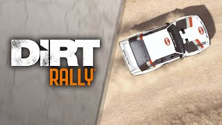 DiRT Rally rallies onto consoles