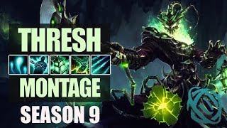 Thresh Support Montage | Season 9 | League of Legends