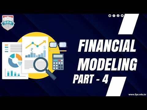 Financial Modeling - Part 4