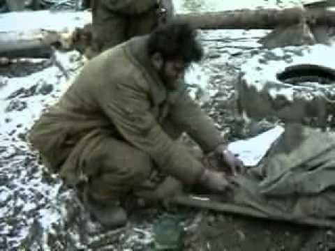 Время ДДТ фрагмент Чечня 1995 1996