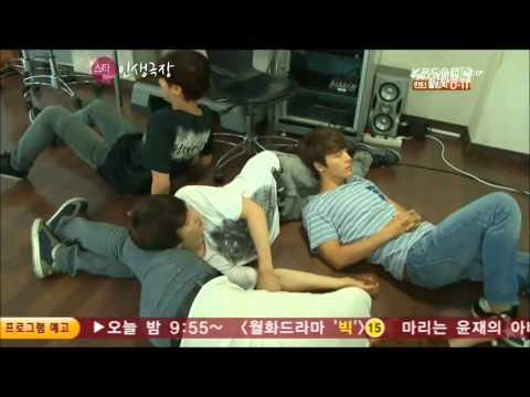 HD 120716 Star Life EP1 Super Junior Funny.