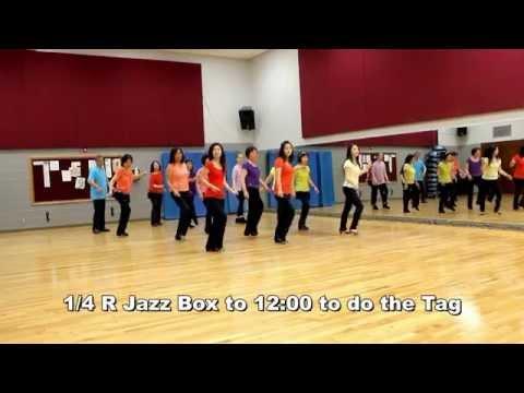 Dear Future Husband - Line Dance (Dance & Teach in English & 中文)