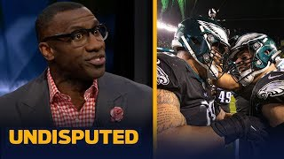 Eagles' defense did not play up to par against New York Giants — Shannon Sharpe | NFL | UNDISPUTED