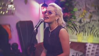 "Rita Ora performs a stripped-down version of ""Only Want You"" (MTV Jammin')"