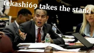 Courtroom Audio Of Tekashi 69's Testimony