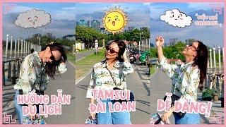 Du Lịch Đài Loan #3 | Hướng Dẫn Đi Nam Du Đài Loan Dễ Dàng | Follow Me