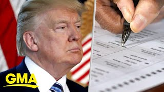 Trump campaign's election investigations, Supreme Court on Obamacare l GMA