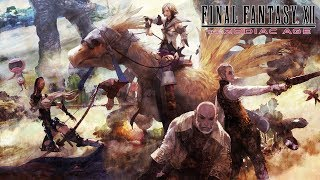Final Fantasy XII The Zodiac Age - PC Megjelenés Trailer