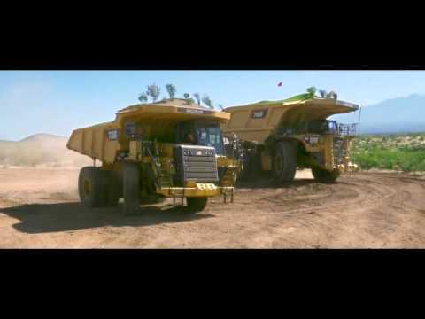 Cat® #BuiltForIt Trials video - Driving Range!