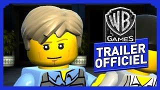 Lego city undercover :  bande-annonce