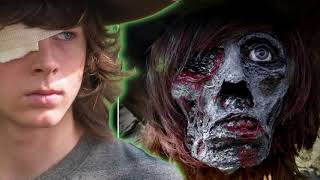 TWD Carl Theory - Proof that Carl can survive??? The Walking Dead Season 8