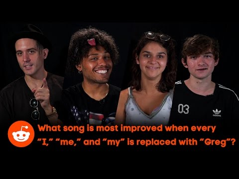 "Lollapalooza: Artists change their favorite song lyrics to be about ""Greg"""
