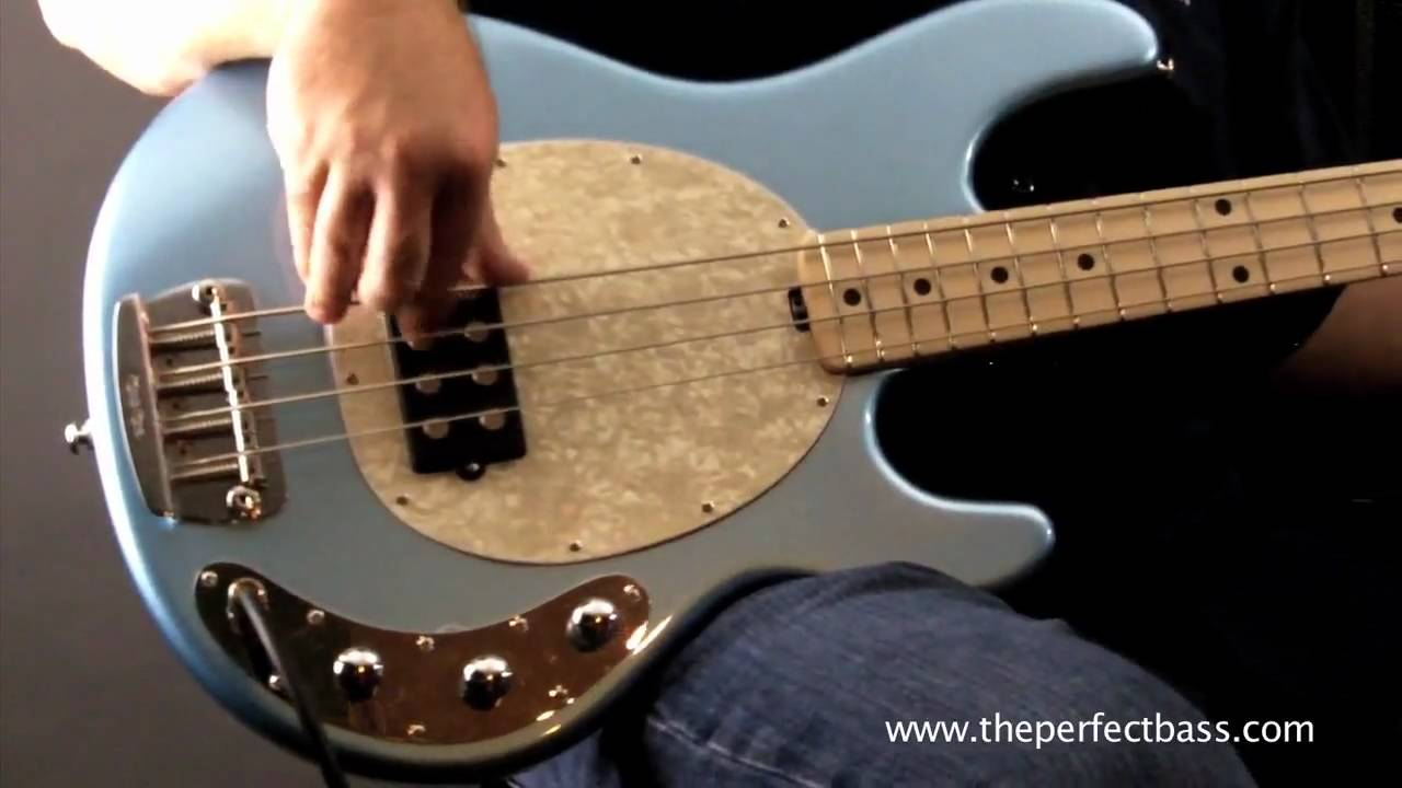 music man stingray w maple fingerboard demo the perfect bass youtube. Black Bedroom Furniture Sets. Home Design Ideas