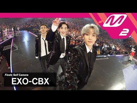[2017MAMA x M2] EXO-CBX Ending Finale Self Camera