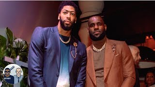 Things are getting awkward between Anthony Davis and the Pelicans  | Jalen & Jacoby