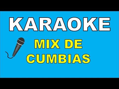 Popurri de cumbias_Karaoke