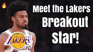 Meet the Los Angeles Lakers BREAKOUT Star! | Quinn Cook Will be the Sixth Man of the Year?