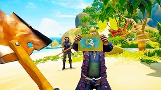 SEA OF THIEVES 45 Minutes of Gameplay Demo (OPEN WORLD Pirate Game 2017)