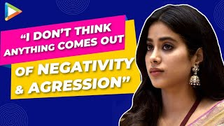 Bollywood actress Janhvi Kapoor statements on Sushanth Sin..