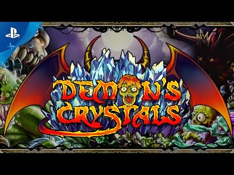 Demon's Crystals Trailer