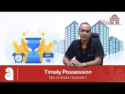 TIPS ON BRICKS: #2: Timely Possession