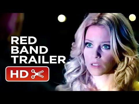 Walk of Shame Official Red Band Trailer (2014) - Elizabeth Banks, James Marsden Movie HD