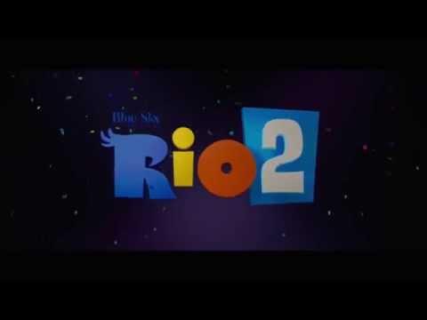 RIO 2 español pelicula trailer dibujos