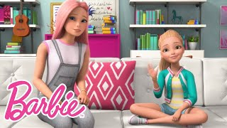 Going On A Trip Game With Stacie!   Barbie Vlogs