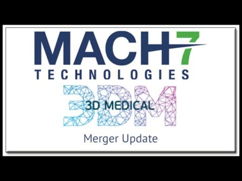 Mach7 3DM Merger Update