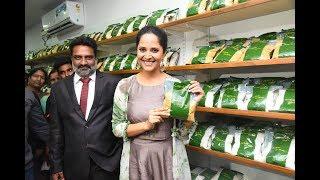 Anasuya Bharadwaj launches 'Country Mall' store in Khairat..