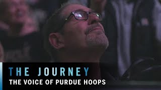 Larry Clisby: The Voice of Purdue Hoops | Big Ten Basketball | The Journey