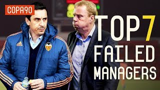 7 Managers That Were Doomed To Fail