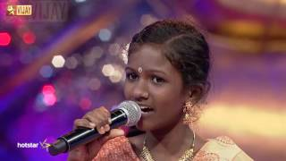 Super Singer Junior - Machana Pathingala by Prithika