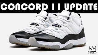 AIR JORDAN 11 CONCORD UPDATE, NIKE ZOOM LEBRON 3,  IM BACK 10 & MORE!!