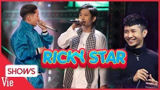 RICKY STAR và những bản rap GÂY SỐT khi tham gia game show
