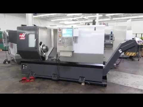 Haas ST-30 CNC Turning Center with Tailstock and Tool Presetter For Sale @ www.machinesused.com