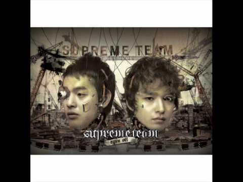 Supreme Team - 시노비 aka SHINOBI (feat. Tablo & DJ Pumpkin)
