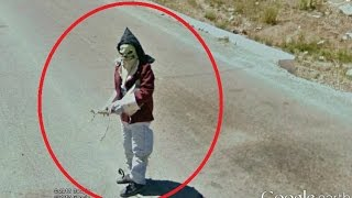 20 Creepiest Google Earth Images