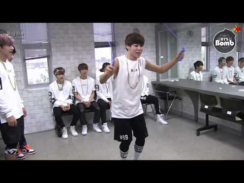 [BANGTAN BOMB] Kings of Jump rope