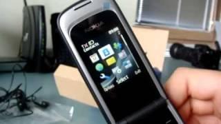 Nokia 2720 unboxing