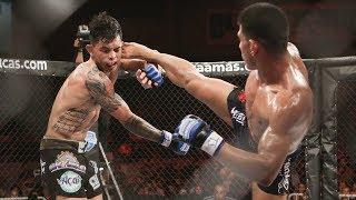 Levy Saul Marroquin vs Pablo Sabori (English) Full Fight | MMA | Combate 12