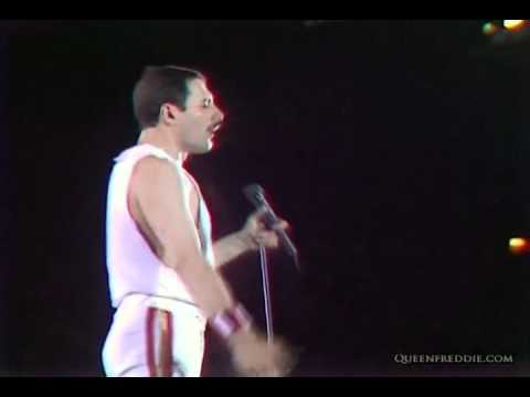 I Want To Break Free Live at Wembley '86