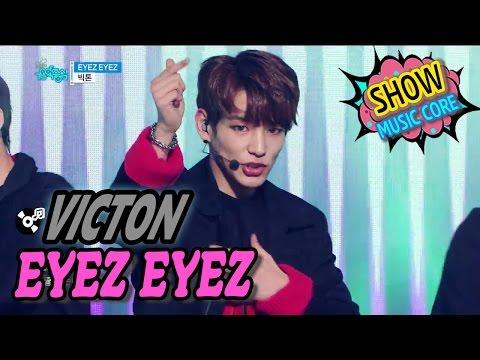 [HOT] VICTON - EYEZ EYEZ, 빅톤 - 아이즈 아이즈 Show Music core 20170325