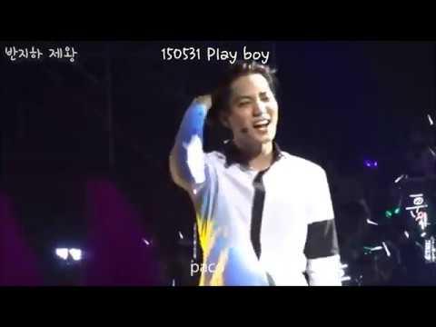 엑소/세종 세훈이랑 놀고 싶은 니니ㅠㅠ 플레이 보이 SEHUN&KAI Play boy