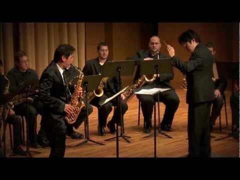 Glazunov Saxophone Concerto