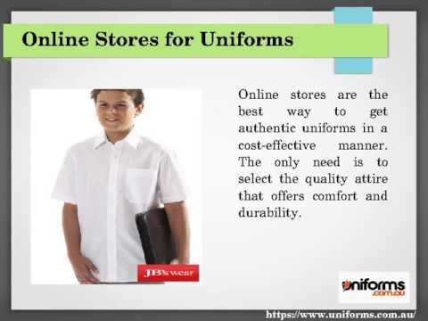 Importance of Wearing School Uniforms
