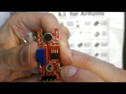 Набор датчиков для Arduino