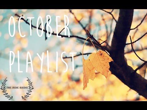 Fall Indie Folk Playlist (October 2016)