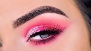 Jeffree Star Blood Sugar | Pink Valentines Day Eye Makeup Tutorial
