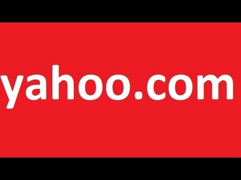 yahoo com www yahoo com login - 2012 - YouTube